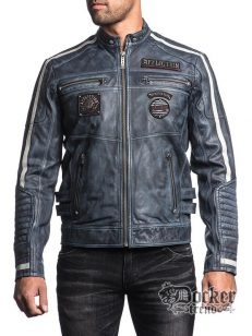 Куртка мужская  Affliction 110ow200