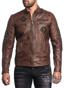 Куртка мужская  Affliction 110ow230