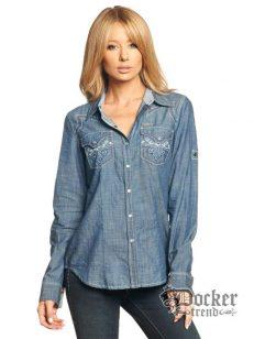 Рубашка женская Affliction 111WV048