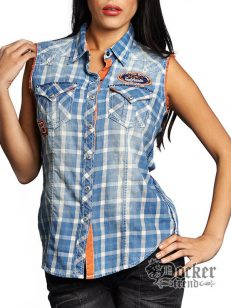 Рубашка женская Affliction 111WV098