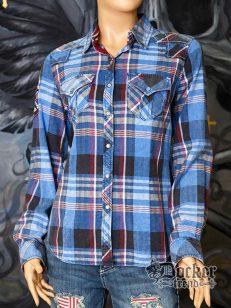 Рубашка женская Affliction 111WV109