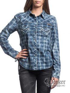 Рубашка женская Affliction 111WV130