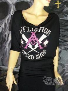 Туника женская Affliction 111dr001