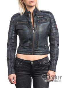 Куртка  женская Affliction 111ow039