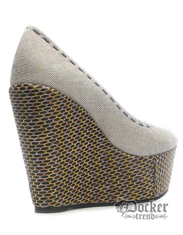 Туфли женские Ed Hardy 12SCA101W