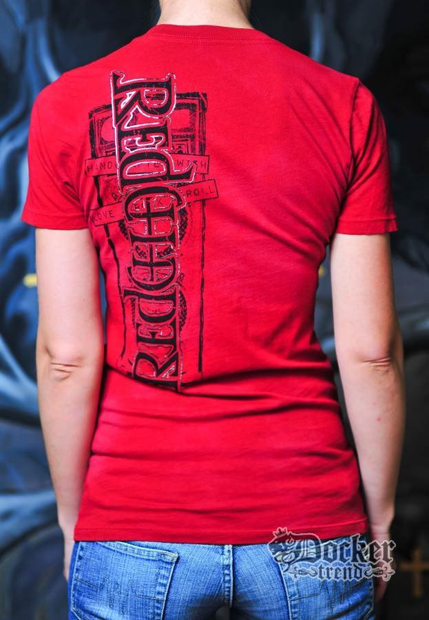 Футболка жіноча Red Chapter 2039 red