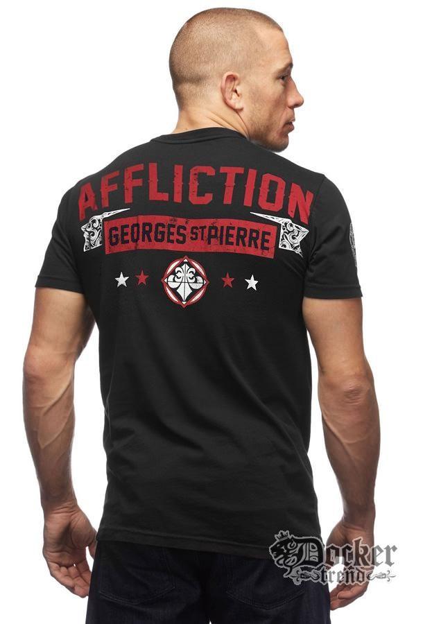 Футболка мужская Affliction A8413