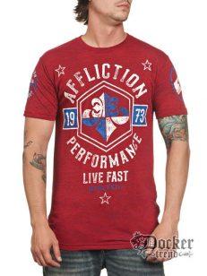 Футболка мужская Affliction A8698 1
