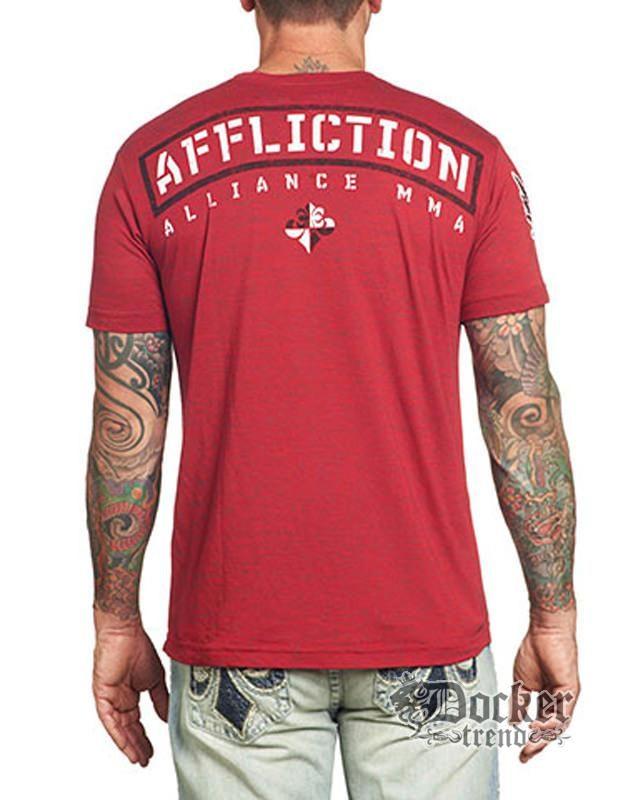 Футболка мужская Affliction A8701
