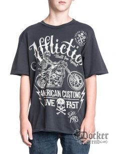 Футболка для мальчика Affliction AY11029