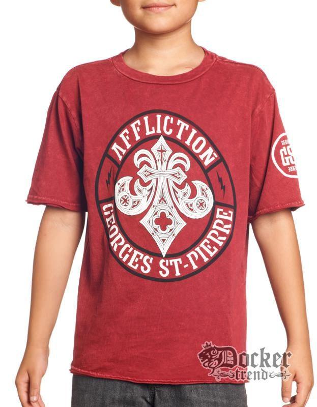 Футболка для мальчика Affliction AY8312