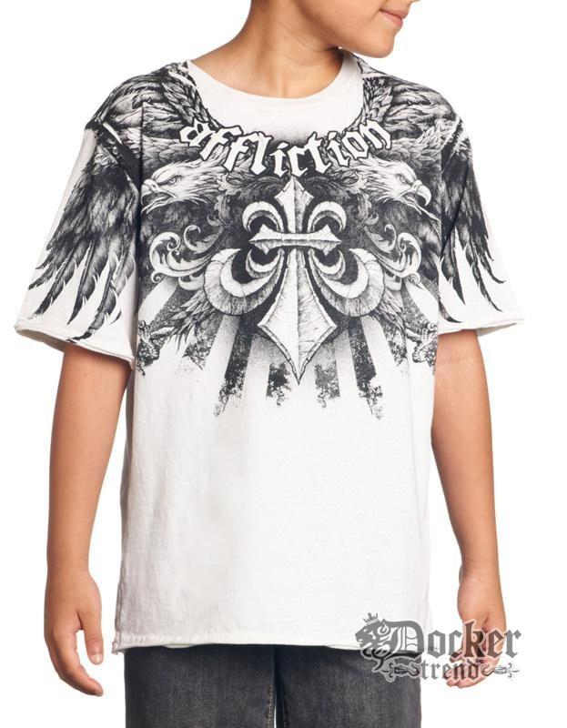 Футболка для мальчика Affliction AY8330
