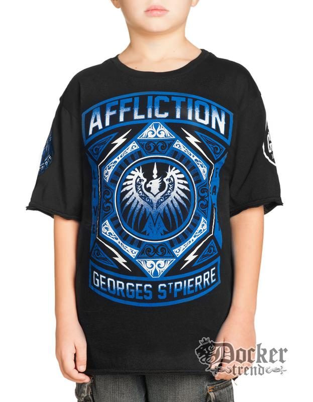 Футболка для мальчика Affliction AY8526