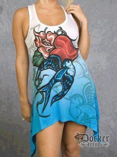 Платье женское Rebel Spirit GTD090184 (blue)