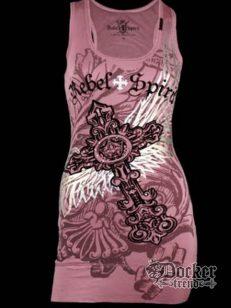Майка женская Rebel Spirit GTK100291 (pink) 1