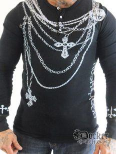 Термалка мужская Rush Couture HE09_BLK