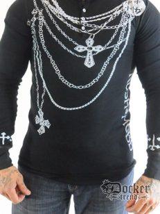 Термалка мужская Rush Couture HE09_GREY