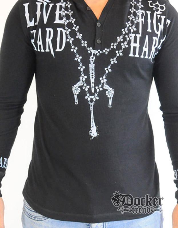 Термалка мужская Rush Couture HHOD01_BLK