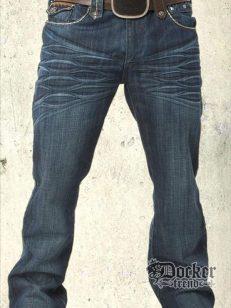 Джинсы мужские Rebel Spirit JP022 (blue)