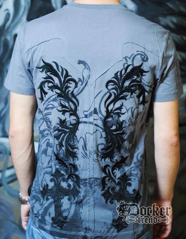 футболка мужская Rebel Spirit SSK121222 STD