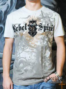 Футболка мужская Rebel Spirit SSK121265 STD