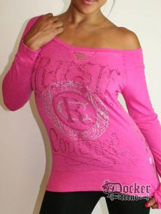 Кофта женская Rush Couture WLT02_PINK