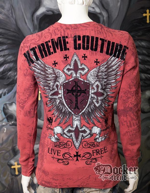 Термалка мужская  Xtreme Couture X1435
