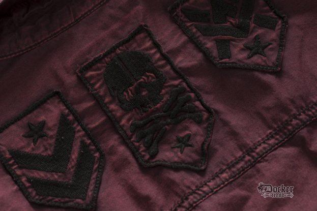 Рубашка мужская Affliction RUSK 110WV668