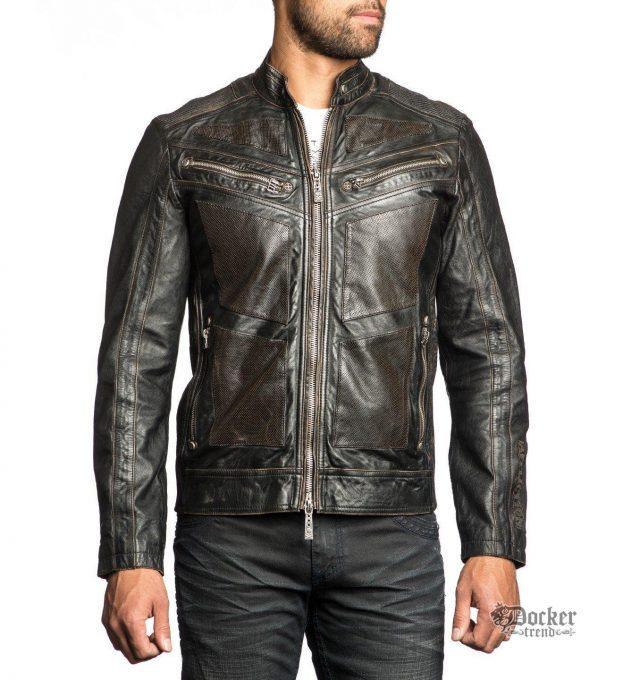 Куртка мужская Affliction FIRE HORSE 110ow175