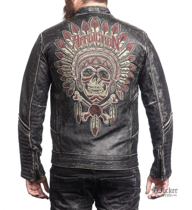 Куртка мужская Affliction RENEGADE RIDERS
