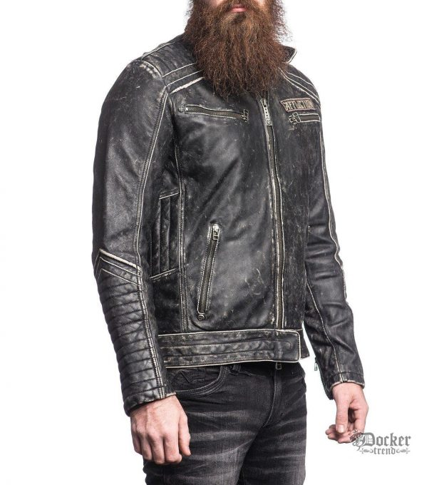 Куртка Affliction RENEGADE RIDERS 110ow204