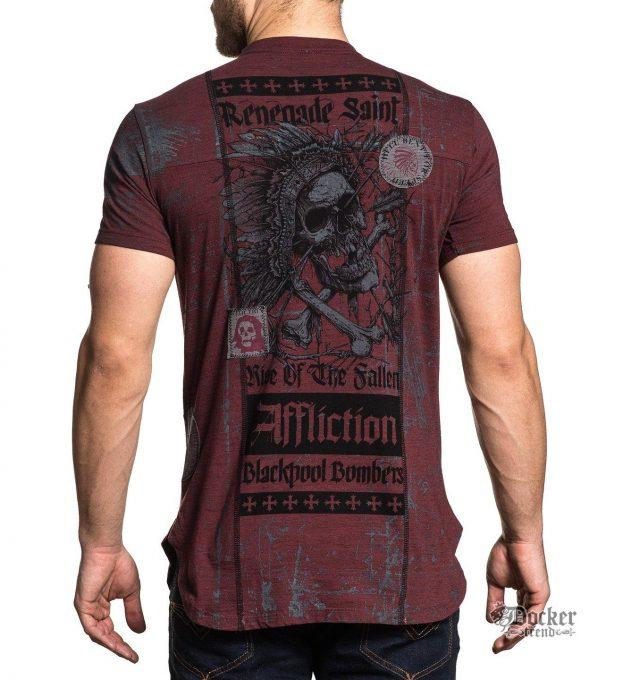 Футболка Affliction A19559
