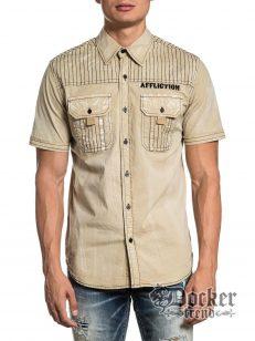 Рубашка мужская Affliction ARTICULATE 110WV770