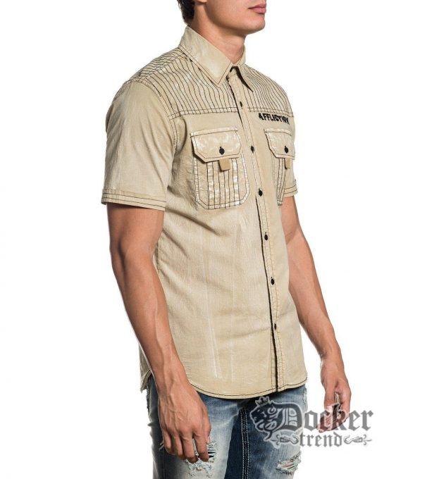 Рубашка мужская Affliction ARTICULATE