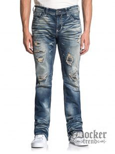 Джинсы мужские Affliction BLAKE FLEUR HUNTER 110RS286