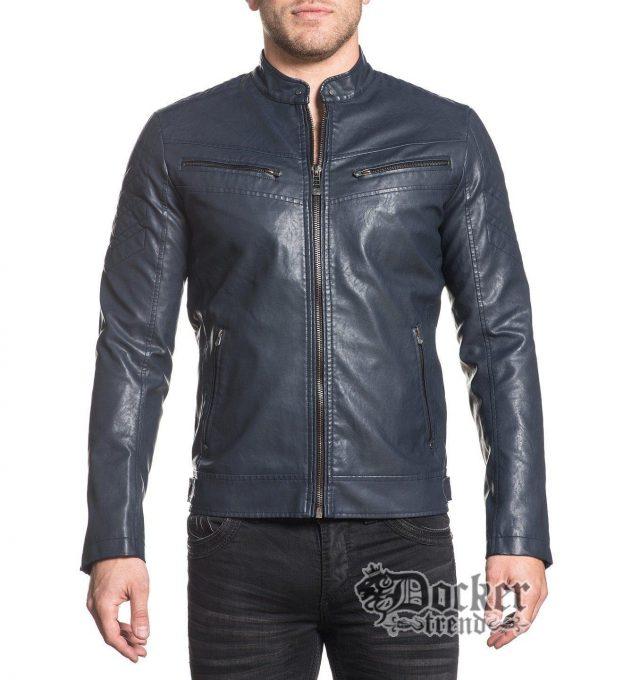 Куртка мужская Affliction LIBERTY MOTO 110ow298