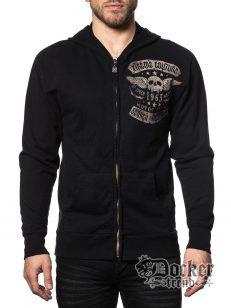 Кофта з капюшоном мужская Xtreme Couture FADED IRON X1760