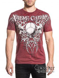 Футболка мужская Xtreme Couture BARE BONES X1851I