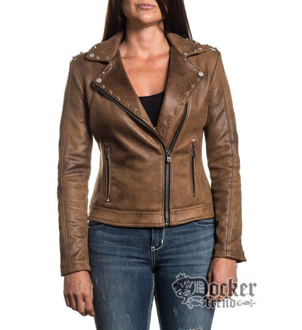 Куртка женская Affliction RUMORS 111ow099