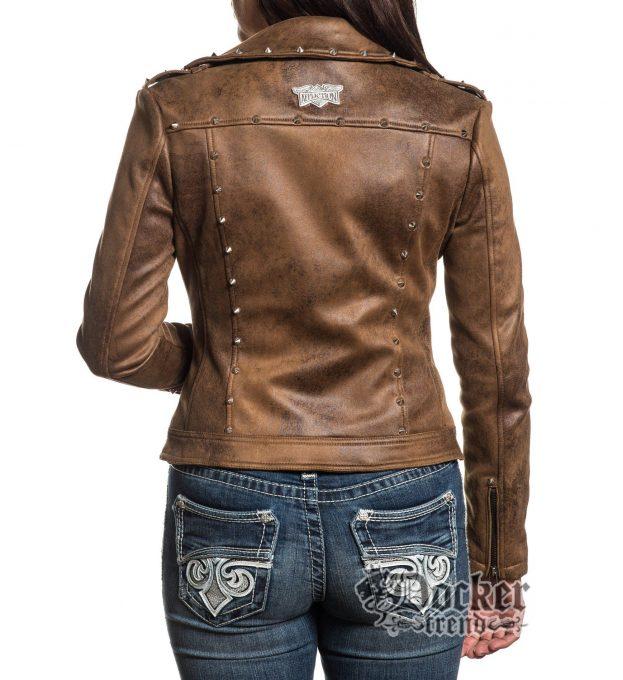 Куртка женская Affliction 111ow099