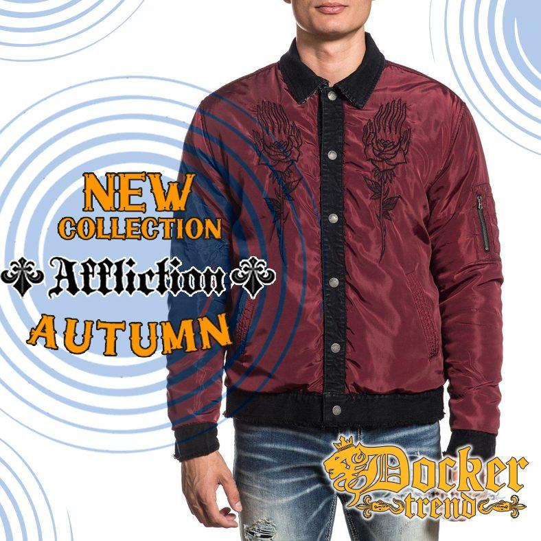 Новая осенняя коллекция Affliction в магазине