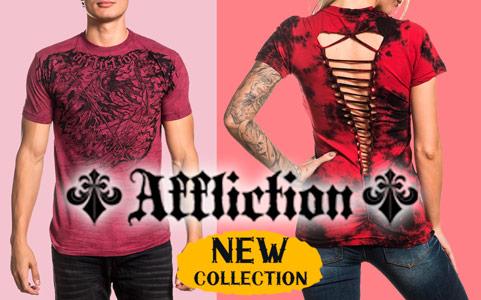 Affliction и Xtreme Couture