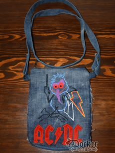 Pocket bag AC/DC ДТ-06