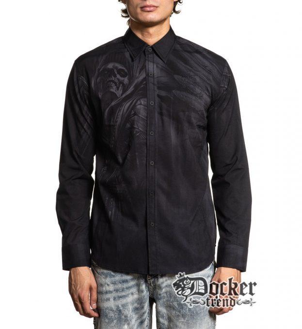 Рубашка мужская Affliction 110WV811