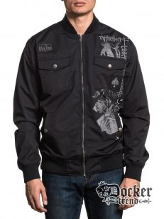 Куртка мужская Affliction Jacket Manifest 110ow343