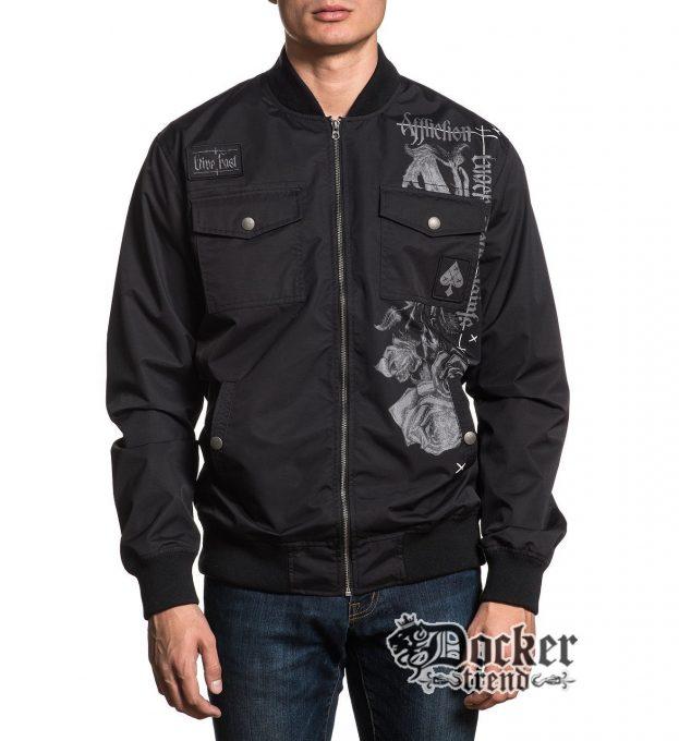 Куртка мужская Affliction Jacket Manifest 110ow343