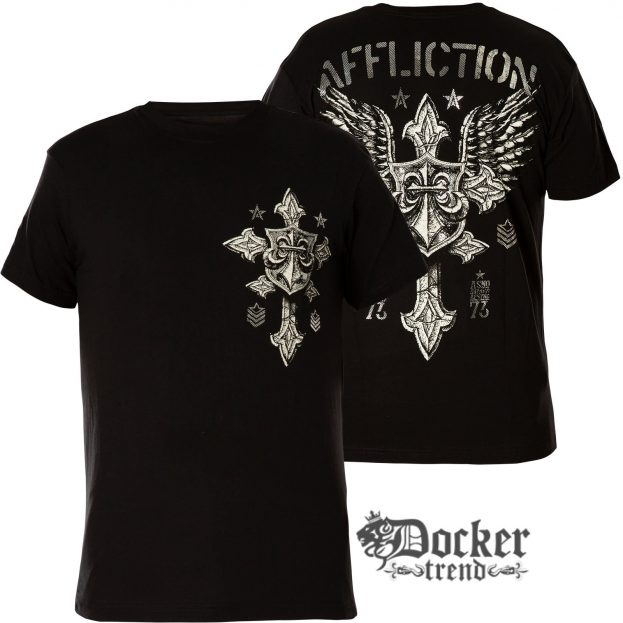 Футболка мужская Affliction Return A22758