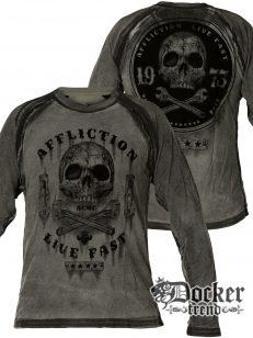 Термалка мужская Affliction Garage Dusk A22510I